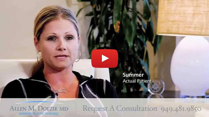 Breast & Body Rejuvenation - Orange County, CA | Dr. Allen Doezie | Mission Plastic Surgery