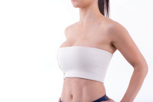 Breast Augmentation Bandage