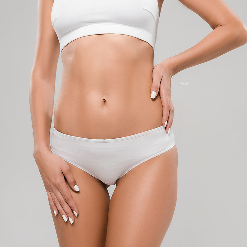 liposuction model